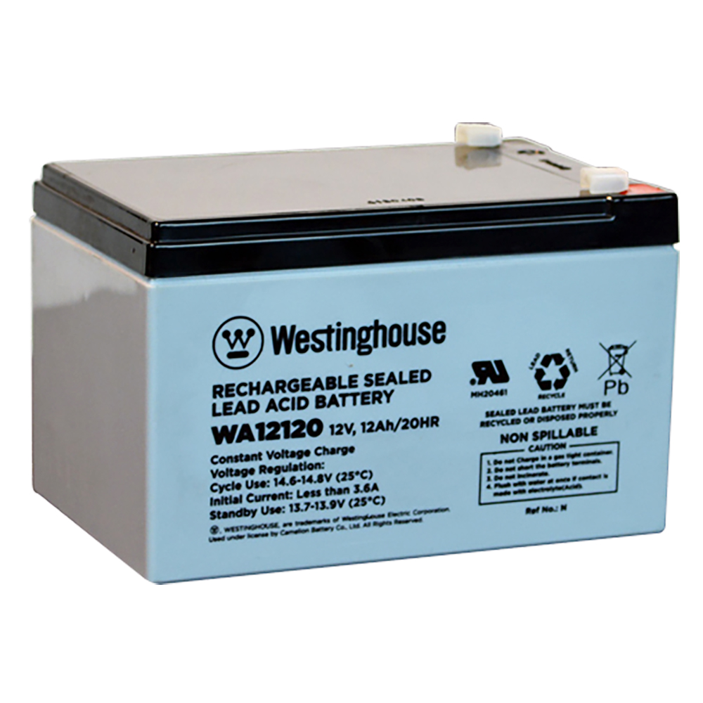 WA12120N SEALED LEAD ACID BATTERY (12V 12AH)