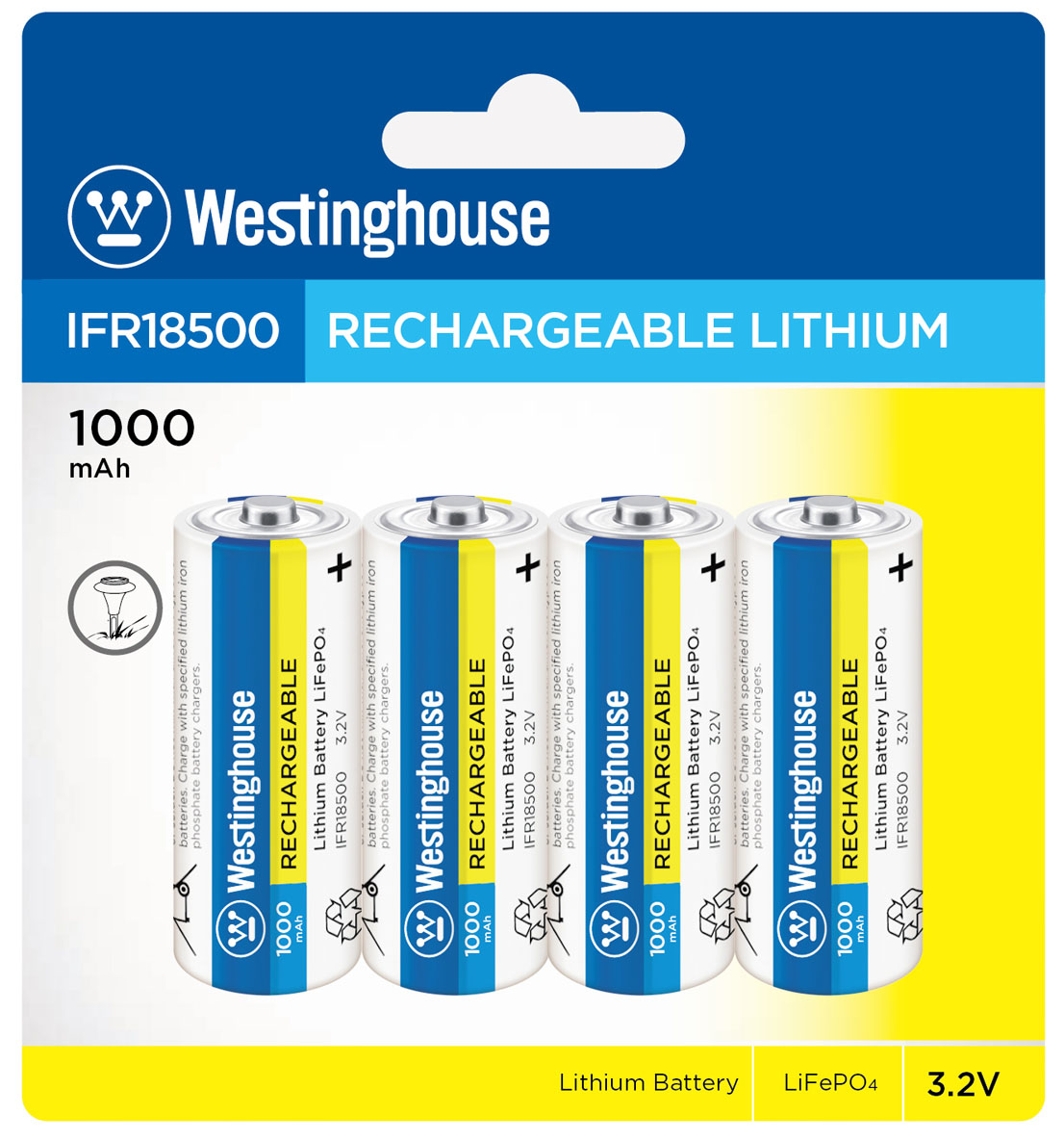Westinghouse Ifr14500 4 Pack
