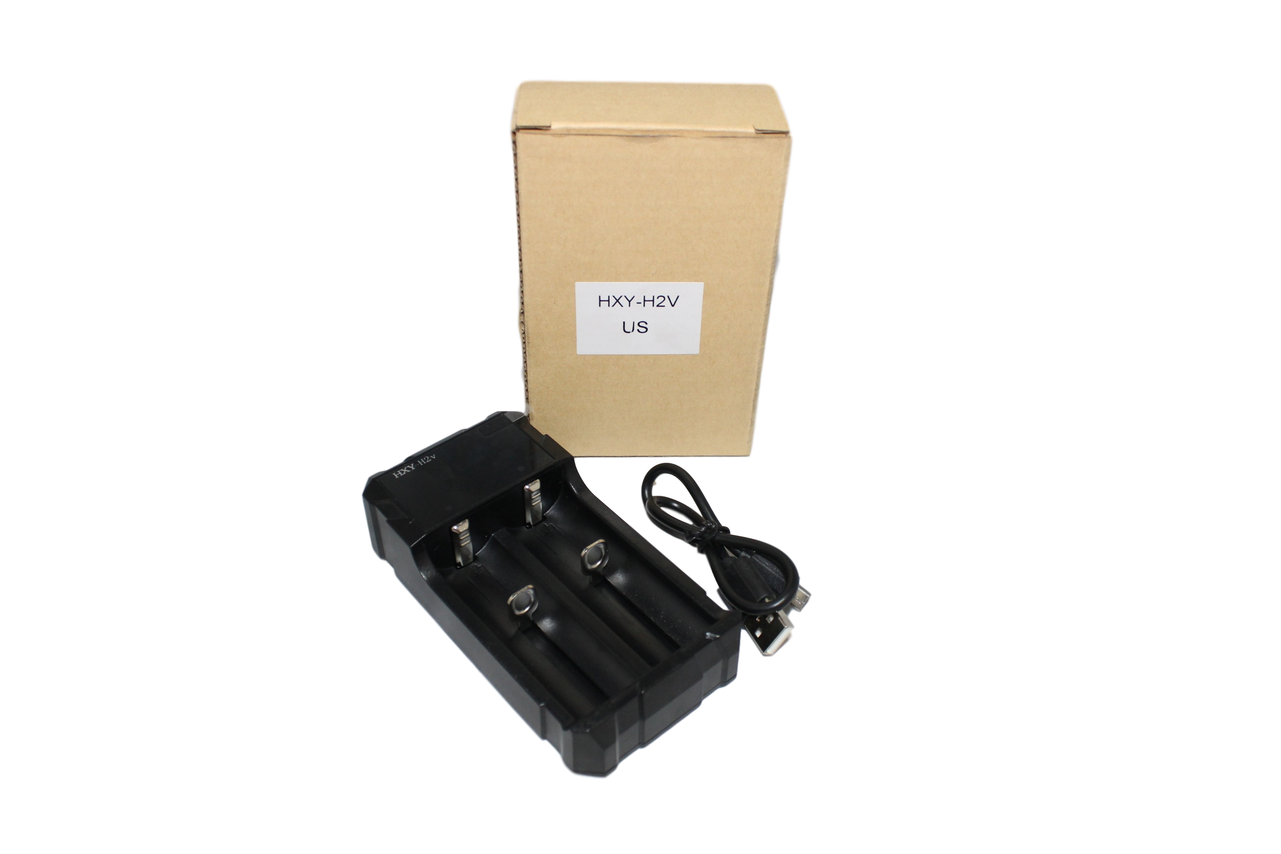 Universal Lithium Charger 14430, 14500, 18500 & 18650