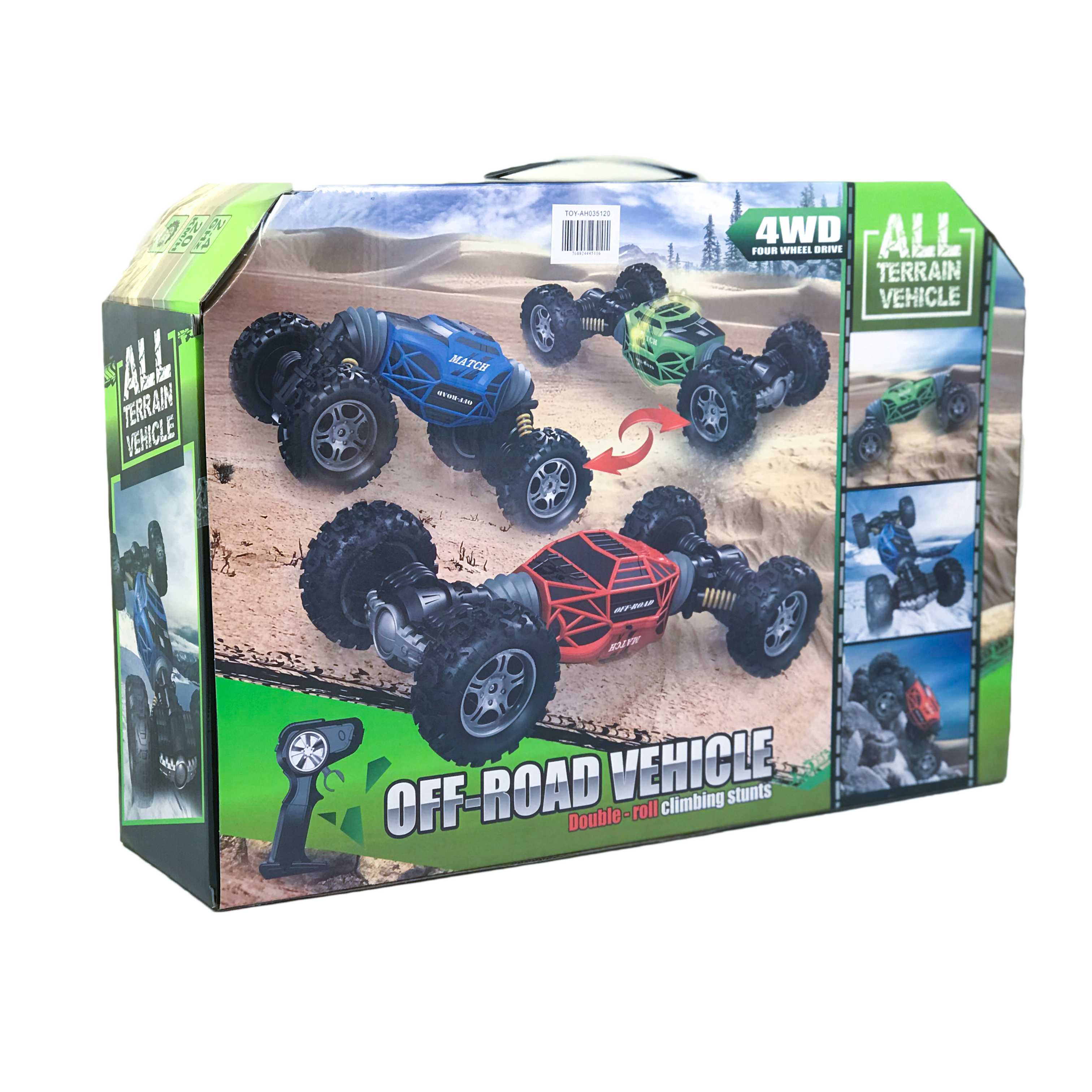 Flipo Transforming Car Off Road Vehicle