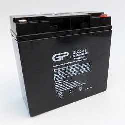 G12200 Sealed Lead Acid Battery (12V 20Ah)