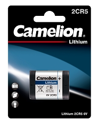 Camelion  2CR5-BP1 Photo Lithium