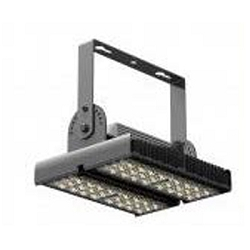 100W LED Tunnel Light Philips LED Chip Meanwell LED driver AC90-305V