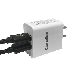 Camelion Dual USB Wall Charger