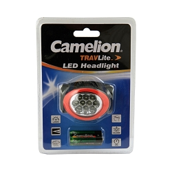 Camelion 10 LED Head Lamp