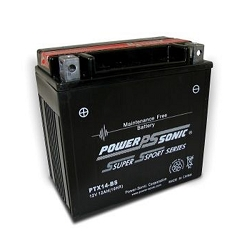Power Sonic PTX14-BS