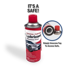 Secret Safe – General Purpose Lubricant