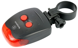 Westinghouse Red Laser Bike Safety Light