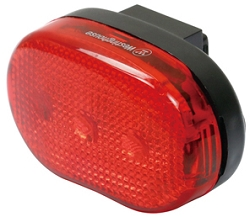 Westinghouse Red Bike Safety Light