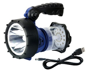 Westinghouse 3 Watt LED Rechargeable Spotlight
